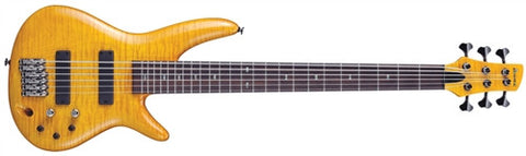 Ibanez GVB1006 Amber Signature Bass - L.A. Music - Canada's Favourite Music Store!