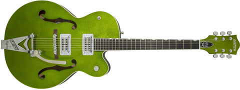 Gretsch G6120SH-GSPK Brian Setzer Hot Rod with TV Jones Setzer Pickups, Green Sparkle 2400115890 - L.A. Music - Canada's Favourite Music Store!