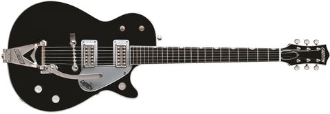 Gretsch G6128T Duo Jet with Bigsby, Ebony Fretboard, Black 2400400806 - L.A. Music - Canada's Favourite Music Store!