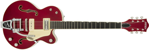 Gretsch G6115T-LTD15 Limited Edition Center Block Junior, Candy Apple Red, with Case 2400900809 - L.A. Music - Canada's Favourite Music Store!