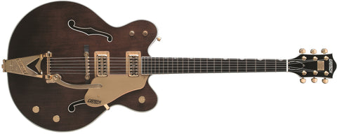 Gretsch G6122II Chet Atkins Country Gentleman, Ebony Fingerboard, Walnut Stain, with Bigsby 2401136892 - L.A. Music - Canada's Favourite Music Store!
