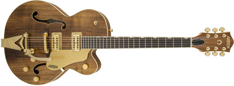 Gretsch 6120T-KOA-LTD15 Nashville Hollow Body, Rosewood Fingerboard, Flame Koa 2401250819 - L.A. Music - Canada's Favourite Music Store!