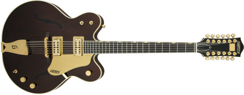 Gretsch G6122-6212GE Golden Era Edition 1962 Chet Atkins Country Gentleman 12-String, TV Jones, Walnut Stain 2411230892 - L.A. Music - Canada's Favourite Music Store!