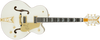 Gretsch G6136-55GE Golden Era Edition 1955 Falcon with Cadillac Tailpiece, TV Jones, Vintage White, Lacquer 2411510805