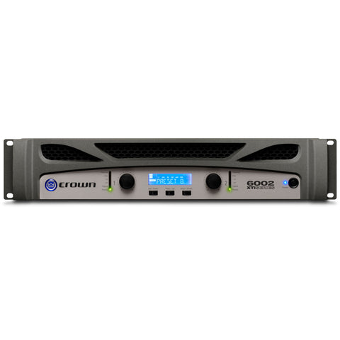 Crown XTI6002 XTI 6000 Watt Power Amplifier w/DSP - L.A. Music - Canada's Favourite Music Store!