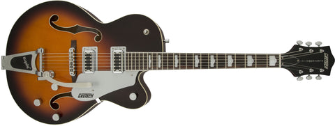 Gretsch G5420T Electromatic Single Cutaway Hollow Body with Bigsby, Rosewood Fingerboard, Sunburst 2504811537 - L.A. Music - Canada's Favourite Music Store!