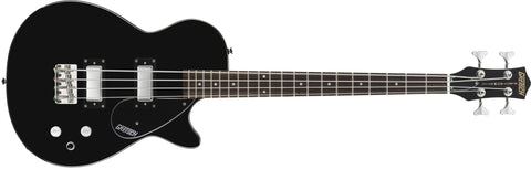 "Gretsch G2220 Junior Jet Bass II, Rosewood Fingerboard, 30.3"" Scale, Black 2514620506 - L.A. Music - Canada's Favourite Music Store!"