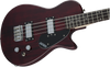 "Gretsch G2220 Electromatic® Junior Jet Bass II Short-Scale Black Walnut Fingerboard 30.3"" Scale in Walnut Stain"