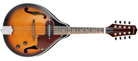 Ibanez M510EBS A-Style Mandolin Brown Sunburst High Gloss - L.A. Music - Canada's Favourite Music Store!
