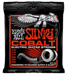 Ernie Ball Cobalt Skinny Top Heavy Bottom Slinky EBP02715