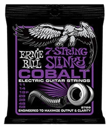 Ernie Ball Cobalt Power Slinky 7-String 2729 - L.A. Music - Canada's Favourite Music Store!