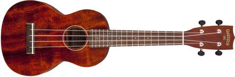 Gretsch G9110 Concert Standard Ukulele, Vintage Mahogany Stain 2730030321 - L.A. Music - Canada's Favourite Music Store!