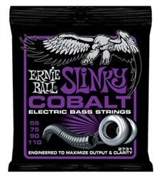 Ernie Ball Cobalt Bass Power Slinky EBP02731 - L.A. Music - Canada's Favourite Music Store!