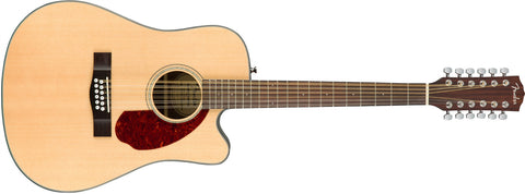 Fender CD-140SCE-12 NAT WC 962707221 - L.A. Music - Canada's Favourite Music Store!