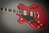 Gretsch G2622LH Streamliner Center Block with V-Stoptail, Left-Handed, Broad'Tron Pickups, Flagstaff Sunset 2800320575