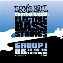 Ernie Ball Flatwound Bass Group I 55-110 EBP02802 - L.A. Music - Canada's Favourite Music Store!