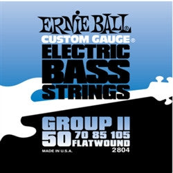 Ernie Ball Flatwound Bass Group II 50-10 EBP02804 - L.A. Music - Canada's Favourite Music Store!