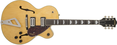 Gretsch G2420 Streamliner Hollow Body with Chromatic II Broad'Tron Pickups Village Amber 2019