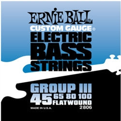 Ernie Ball Flatwound Bass Group IV 40-95 EBP02808 - L.A. Music - Canada's Favourite Music Store!