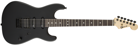 Charvel USA Select SD1 HT HSS PITCH BLACK RW - L.A. Music - Canada's Favourite Music Store!