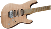 Charvel Guthrie Govan Signature HSH Flame Maple Caramelized Flame Maple Fingerboard Natural Model 2865434701