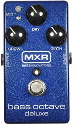 Dunlop M288 MXR Bass Octave Deluxe - L.A. Music - Canada's Favourite Music Store!