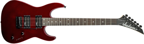 Jackson JS12 Dinky, Rosewood Fingerboard, Metallic Red 2910111552 - L.A. Music - Canada's Favourite Music Store!