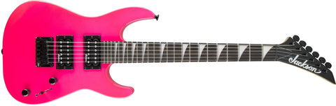 Jackson JS 1X Dinky Minion, Rosewood Fingerboard, Neon Pink 2912222519 - L.A. Music - Canada's Favourite Music Store!