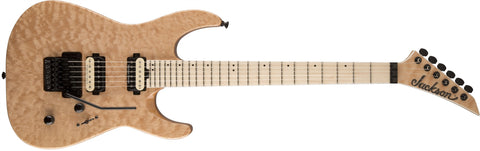 Jackson Pro Dinky DK2QM, Maple Fingerboard, Natural Blonde 2914105558 - L.A. Music - Canada's Favourite Music Store!