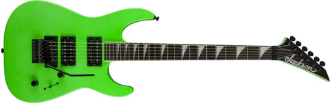 Jackson SLX Soloist, Rosewood Fingerboard, Slime Green 2916220529 - L.A. Music - Canada's Favourite Music Store!