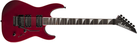 Jackson SLX Soloist, Rosewood Fingerboard, Metallic Red 2916220552 - L.A. Music - Canada's Favourite Music Store!