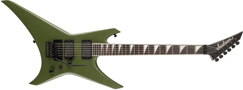 Jackson WRXMG Warrior, Rosewood Fingerboard, Matte Army Drab 2916500520 - L.A. Music - Canada's Favourite Music Store!