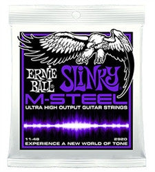 Ernie Ball M-Steel Power Slinky EBP02920 - L.A. Music - Canada's Favourite Music Store!