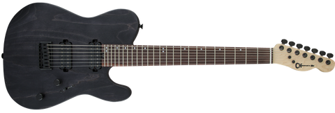 Charvel Pro Mod San Dimas Style 2 7 String HH Hard Tail Charcoal Grey - L.A. Music - Canada's Favourite Music Store!