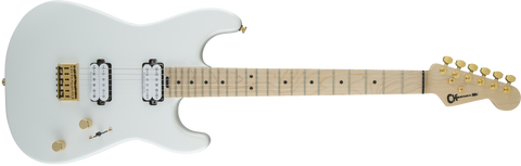 CHARVEL Pro-Mod San Dimas® Style 1 HH HARD TAIL Maple Fingerboard IN Snow White