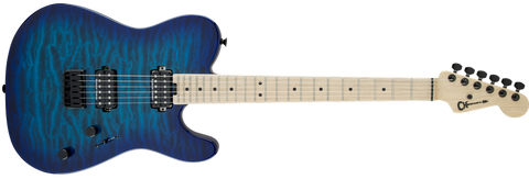 Charvel Pro Mod San Dimas Style 2 HH Hard Tail Chlorine Burst - L.A. Music - Canada's Favourite Music Store!