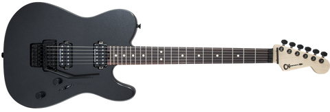 Charvel Pro Mod San Dimas Style 2 FR HH Floyd Rose Metallic Black - L.A. Music - Canada's Favourite Music Store!