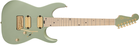 CHARVEL Angel Vivaldi Signature DK24-7 NOVA Maple Fingerboard Satin Sage Green 2019