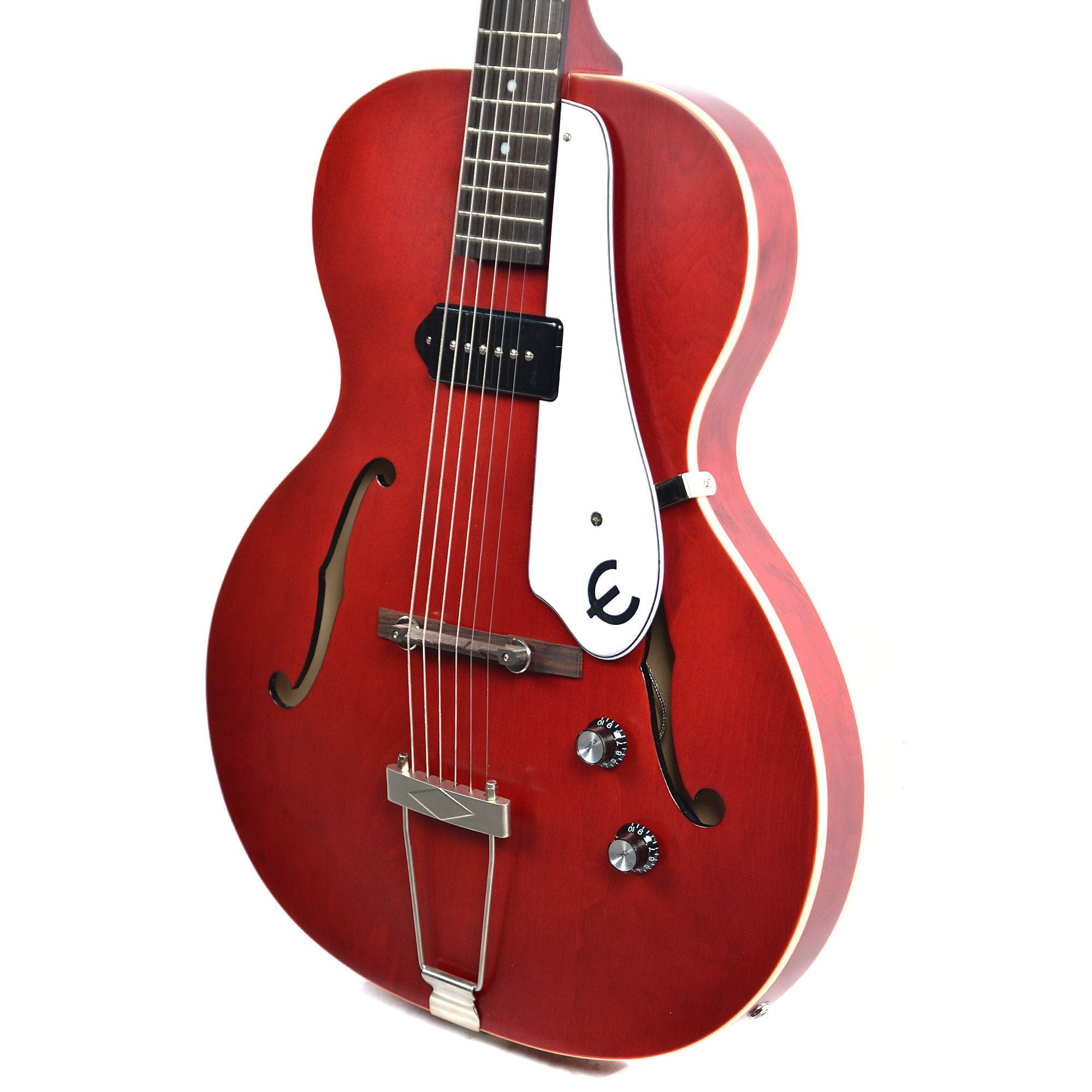 epiphone inspired by 1966 century cherry electric guitar etcnchnh l a music canada 39 s. Black Bedroom Furniture Sets. Home Design Ideas