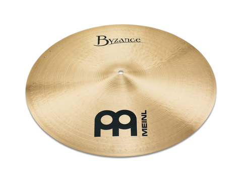 "Meinl Byzance 20"" Medium Ride with Rivets"