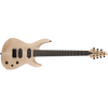 Jackson USA Select B7, Ebony Fingerboard, Bolt-On Neck, DiMarzio Pickups, with Case, Walnut Stain 2807073856 - L.A. Music - Canada's Favourite Music Store!