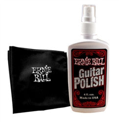 Ernie Ball Guitar Polish with Cloth EBP04222 - L.A. Music - Canada's Favourite Music Store!