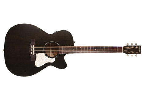 Art & Lutherie Legacy Faded Black CW QIT 42371
