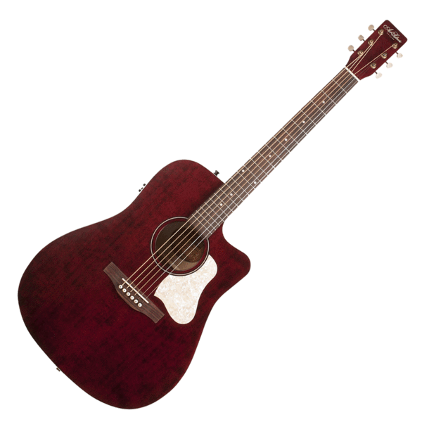 Art & Lutherie Americana Tennessee Red CW QIT 42449