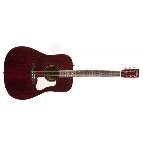 Art and Lutherie Americana Dreadnought Tennesse Red 045594 - L.A. Music - Canada's Favourite Music Store!