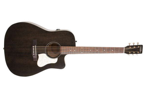 Art & Lutherie Americana Faded Black CW QIT 42463