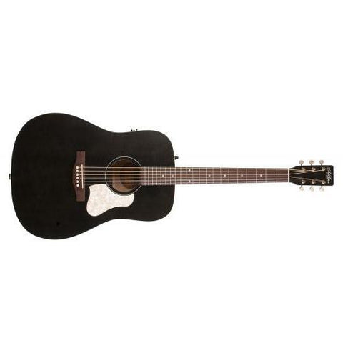 Art and Lutherie Americana Dreadnought Faded Black QIT 042470