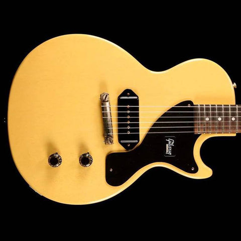 Gibson 1957 Les Paul Junior Single Cut Reissue VOS TV Yellow