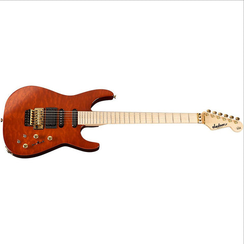 Jackson USA PC1 Phil Collen Signature, Flame Maple Fretboard, Root Beer 2803050867 - L.A. Music - Canada's Favourite Music Store!