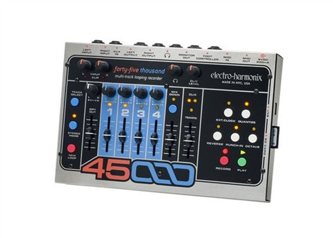 Electro-Harmonix 45000 Multi-Track Looping Recorder - L.A. Music - Canada's Favourite Music Store!